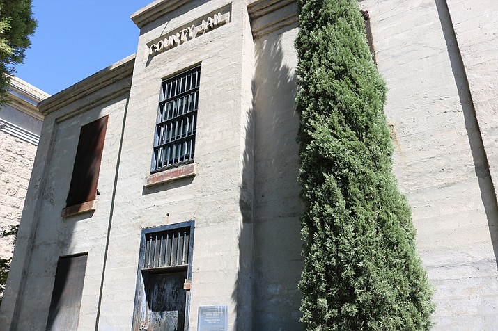 The Historic Preservation Commission will continue discussing a potential project at the old Mohave County jail at its meeting at 5:30 p.m. Tuesday in Council chambers, 310 N. Fourth St. (Daily Miner file photo)