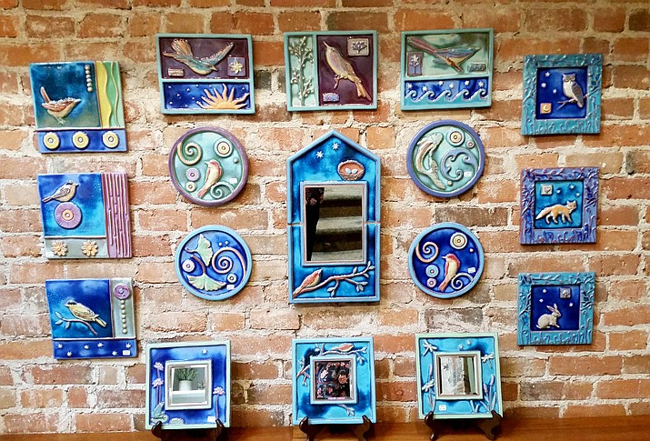 """Ceramics,"" Parran Collery, Firefly"