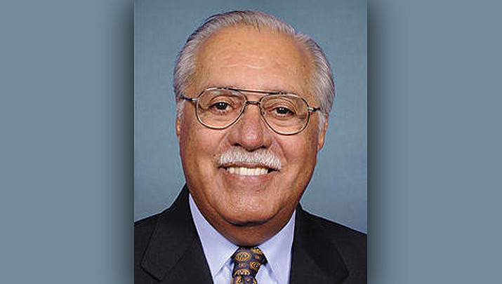 Former U.S. Rep. Ed Pastor, a Democrat, served 23 years in Congress. He was Arizona's first Hispanic congressman.  Pastor died after suffering a heart attack. He was 75. (U.S. Congress)