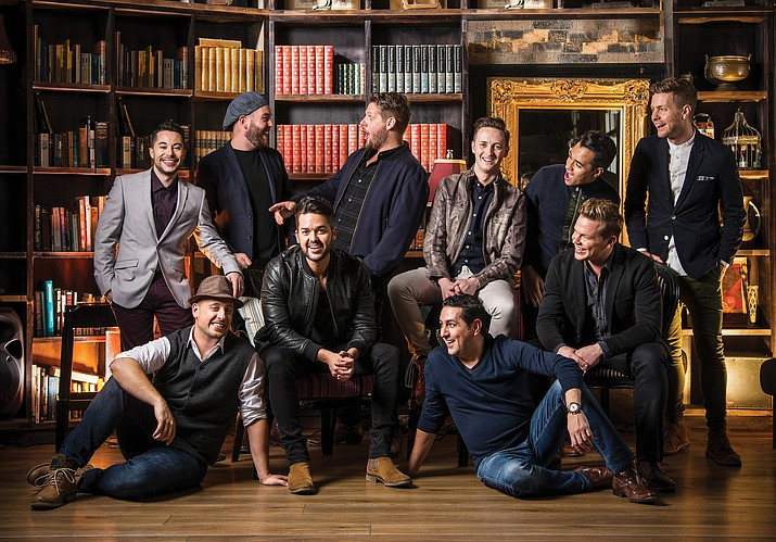 The Ten Tenors (Courtesy)