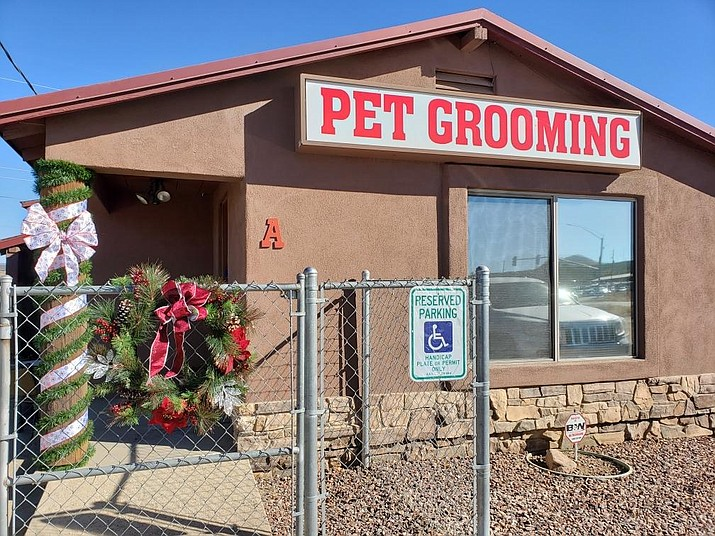 A new pet grooming business, Hillside Canine Resort & Spa, has opened in Dewey. (Richard Haddad/WNI)