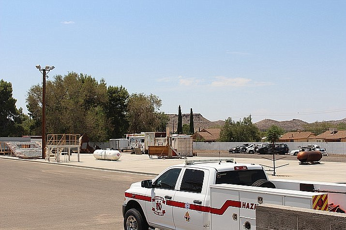 City staff is recommending against a resolution to approve Kingman Fire Department Station No. 2's construction now that Prop 413 has passed and there will be 1 percent decrease in the sales tax rate. (Daily Miner file photo)