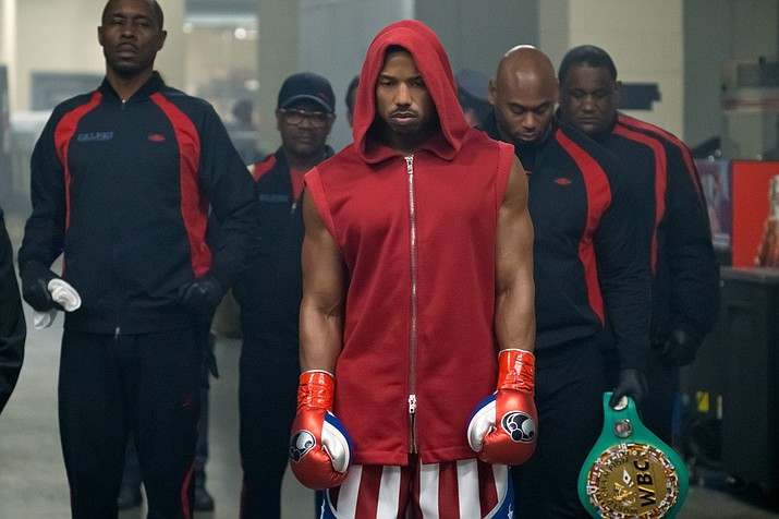 Apollo Creed's son, Adonis (Michael B. Jordan), has had a difficult youth, including some prison time.