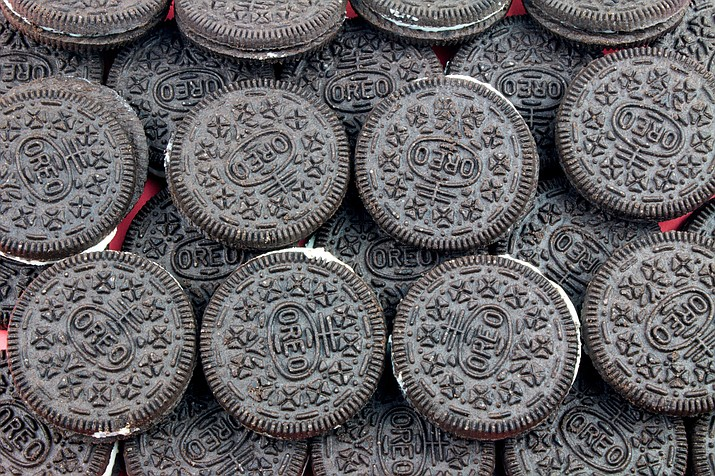 Ten Byron, Illinois high school football players were suspended after they ran across a field naked with Oreo cookies wedged between their buttocks. (Stock photo)