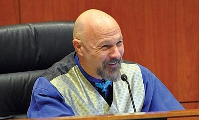 Mohave County Supervisor Buster Johnson (Daily Miner file photo)