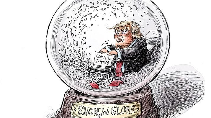 Editorial cartoon (a): Dec. 5, 2018