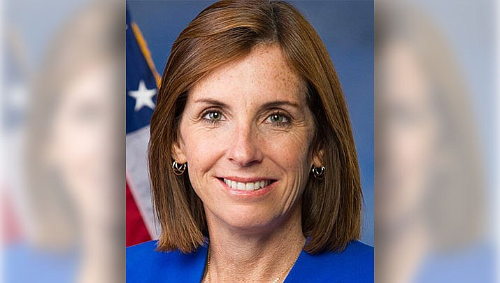 U.S. Sen. Martha McSally (Photo courtesy of U.S. Sen. Martha McSally)