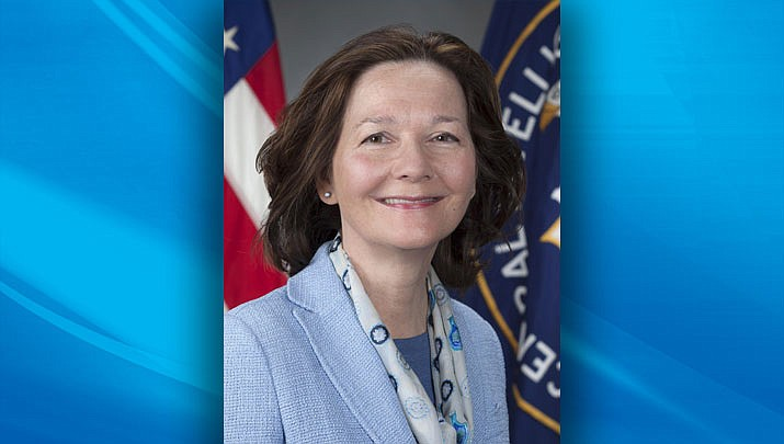 CIA Director Gina Haspel (By Central Intelligence Agency - https://bit.ly/2UeEYyX via Wikimedia Commons)