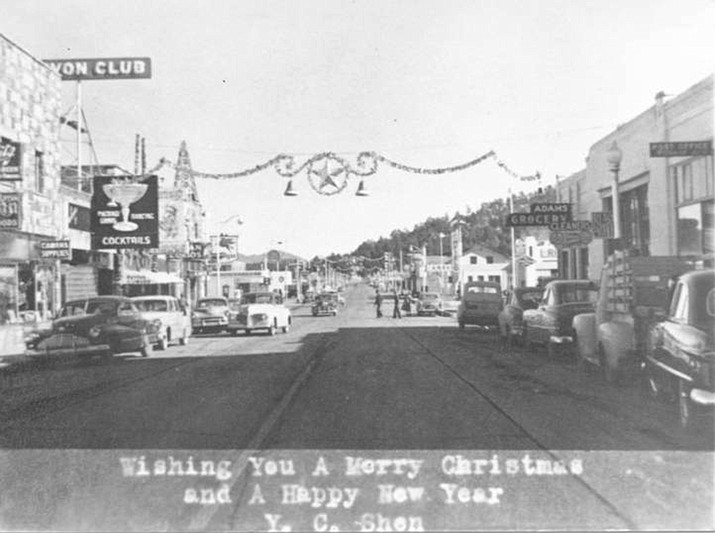 (Photo/Williams Historic Photo Archive)