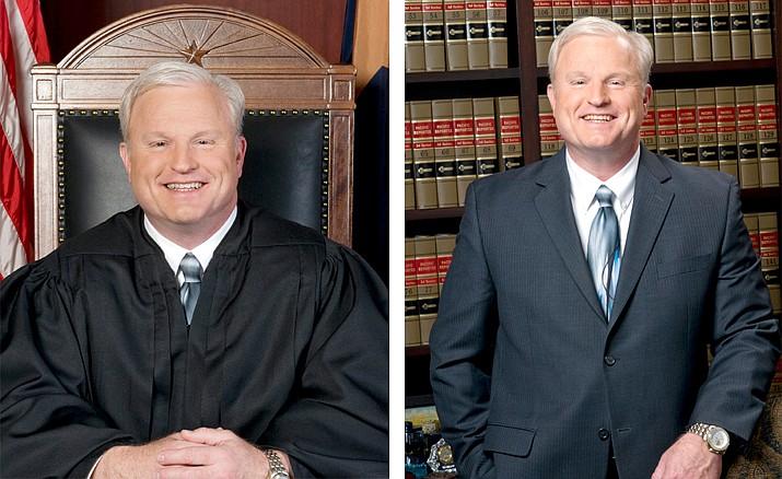 Prescott native Robert Brutinel will begin a five year term as Arizona Supreme Court's chief justice starting July 1. (Arizona Supreme Court/Courtesy)