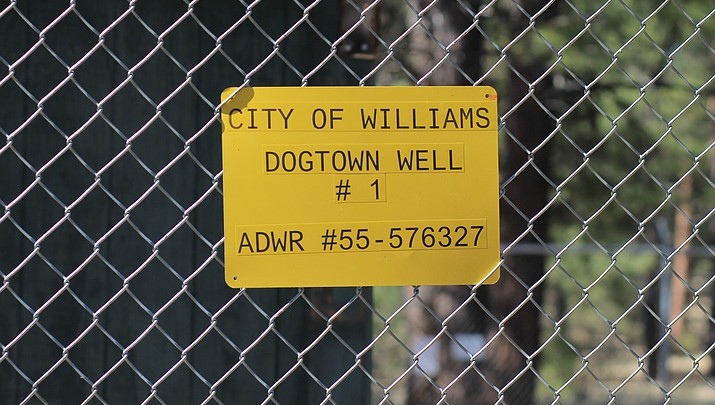 WIFA closes on $2.5 mil loan for Williams water pipeline