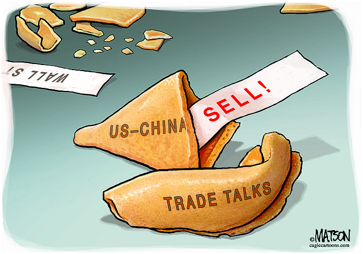 Editorial Cartoon | December 6, 2018