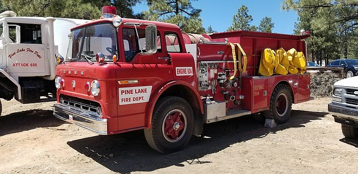 The Pine Lake Fire District is looking for three members for its board of directors. (Photo courtesy of Pine Lake Fire District)
