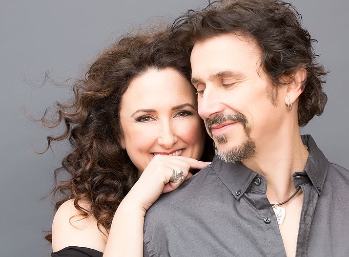 Roman Morykit and Cilette Swann, Gypsy Soul, are coming back to Prescott for a show full of Christmas music. (Tom Agostino/Courtesy)