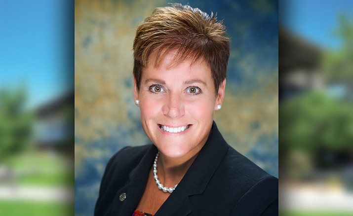 Dr. Lisa Rhine chosen as Yavapai College president. (Yavapai College/Courtesy)