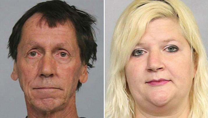 Michael J. Fee and Amber L. Freudenstein (Casper Police Department)