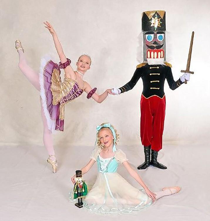 YMCA's Nutcracker dancers. (Courtesy)