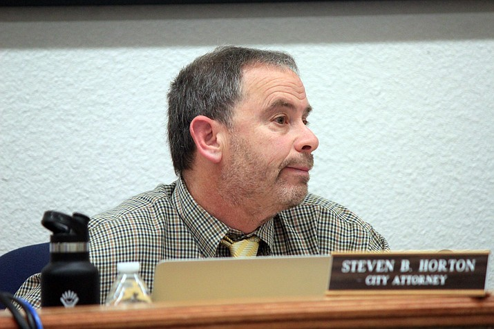 Cottonwood City Attorney Steve Horton