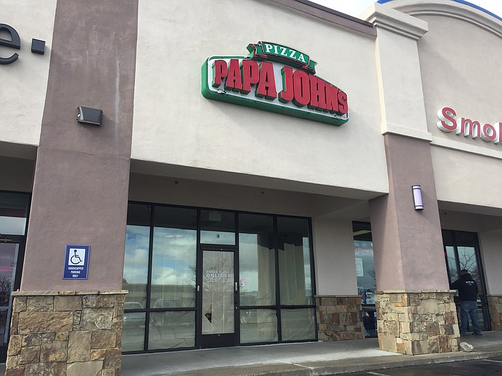 Papa John's Pizza is returning to Prescott Valley. It will be located at exactly the same retail space it occupied three years ago, when its owner decided to close it temporarily.