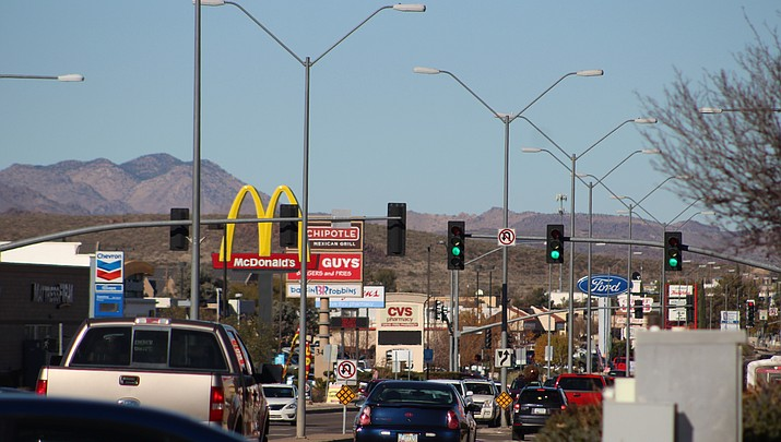 Fast Food Alley: Over half of restaurants in Kingman are fast food, do we need more?