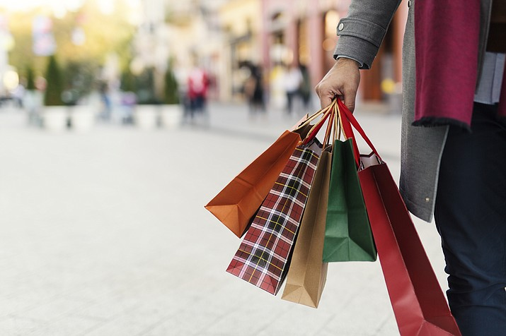 Whether shopping for this year's hottest electronic or a $5 stocking stuffer, the Kingman Police Department has a few tips for how to shop safe this holiday season. (Adobe Images)