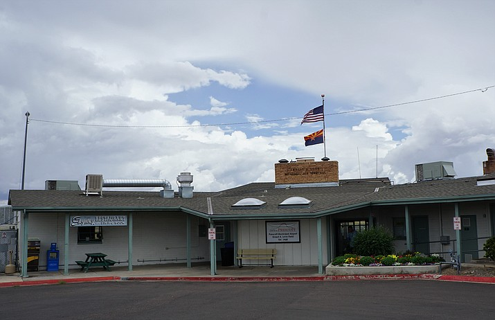 The terminal at the Prescott Regional Airport dates back to the late 1940s. (Cindy Barks/Courier, file)