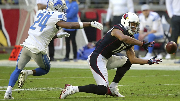 Cardinals' offense struggles in 17-3 loss to Lions