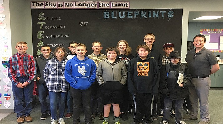 STEAM class captures imaginations at Heritage Middle School