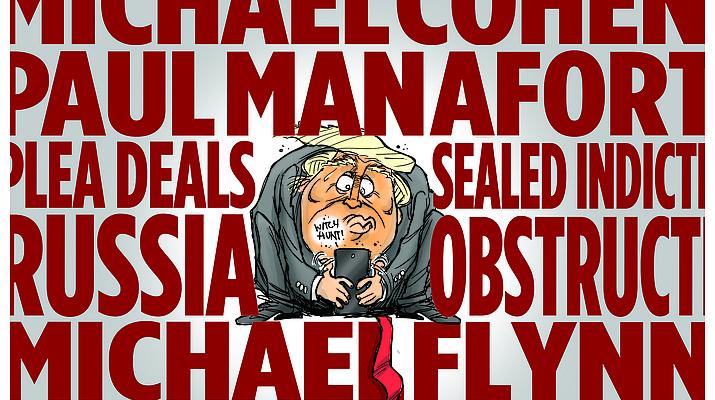 Editorial cartoon (CVR 1): Dec. 12, 2018