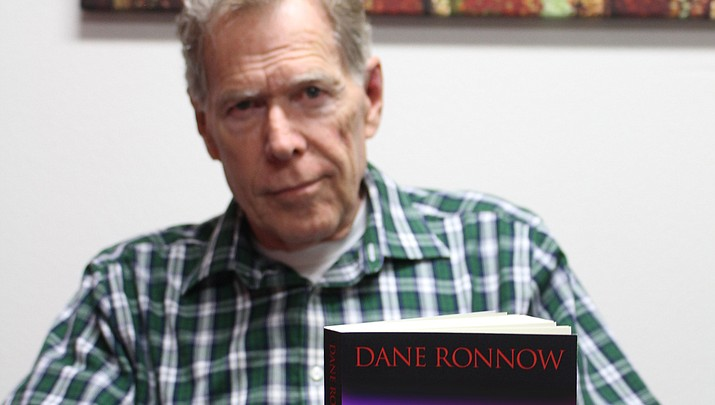 Author Ronnow writes novel about surviving electrical shutdown