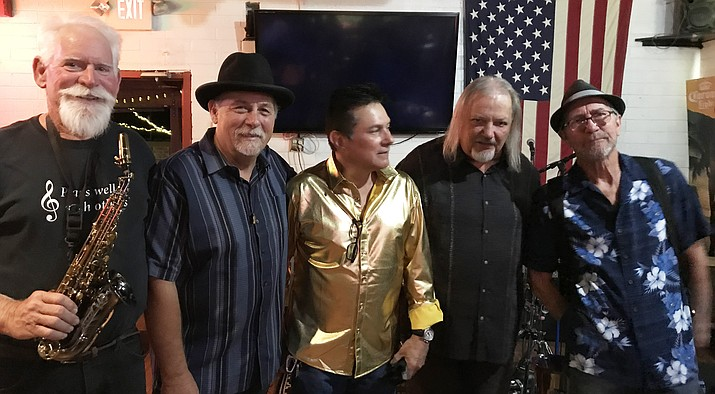 Bert Campbell has fronted Toucan Eddie since 1975 and is joined by guitar master Dale Caddell, bassist John Sarson, and Dave Russel on sax and flute. On percussion is Joey Rivera, who is not just one of the finest drummers around but also an outstanding vocalist.