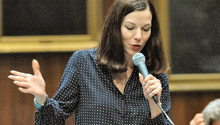 Rep. Ugenti-Rita calls vehicle license fee 'sneaky'