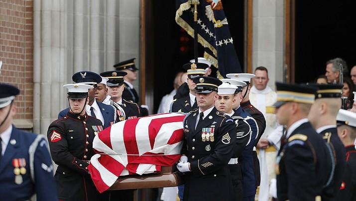 Begaye honors legacy of President George H.W. Bush