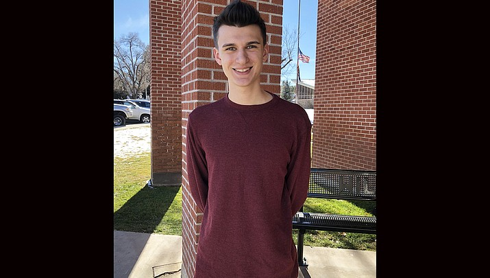 Williams High School senior spotlight: Esteban Gonzales
