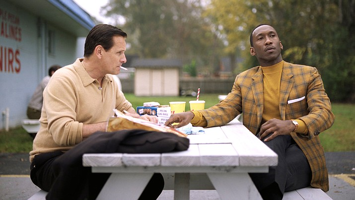 Mahershala Ali  and Viggo Mortensen star in Green Book, a movie that takes place takes place in 1962 when our country was being shaken to its roots by the issue of racism.