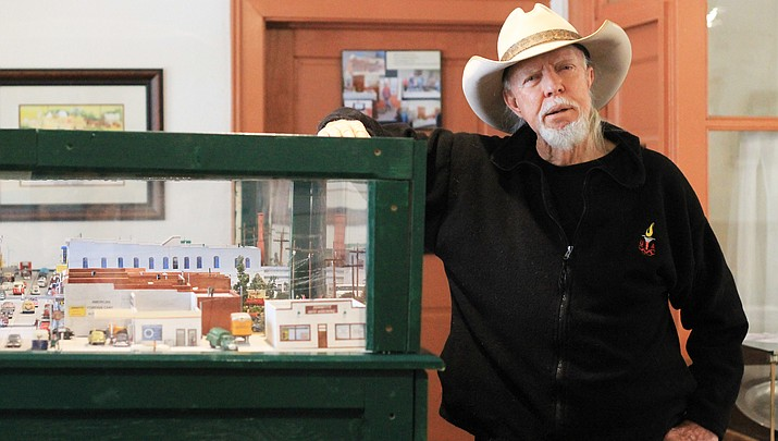 Miniature main street: Route 66 diorama now on display at Williams Visitor Center