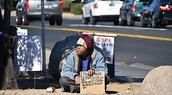 Better Bucks program designed  to help ease Prescott Valley panhandling concerns photo