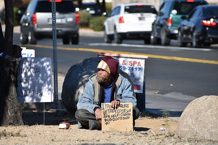 The Prescott Valley Police Department has initiated a program designed to allow residents to better help those in need. (Courtesy)