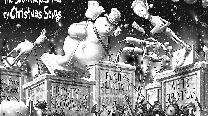 Editorial cartoon (CVR 2): Dec. 12, 2018