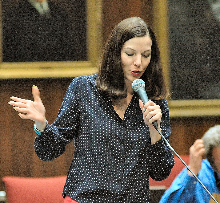Rep. Michelle Ugenti-Rita (Capitol Media Services 2018 file photo by Howard Fischer)