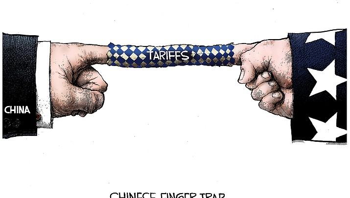 Editorial Cartoon   December 13, 2018