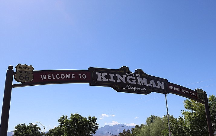 Downtown Kingman (Photo by Travis Rains)