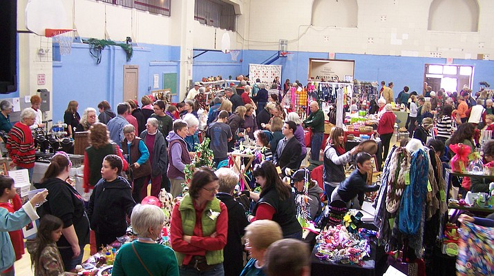 Last-minute gifts at non-profit stocking-stuffer bazaar
