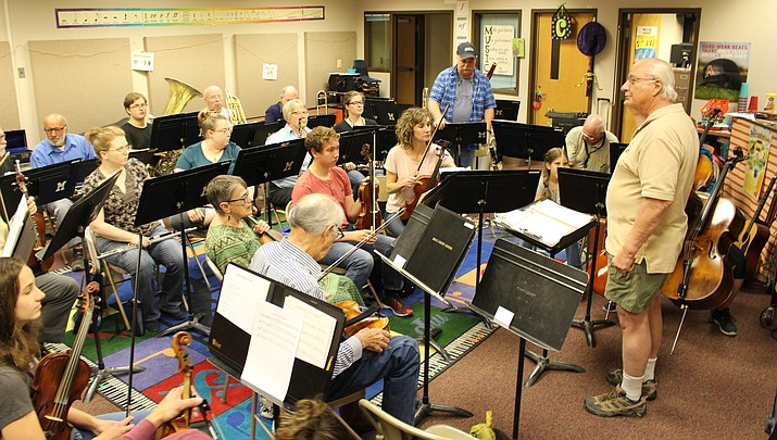 Celebrate the holidays with the Mohave Community Orchestra
