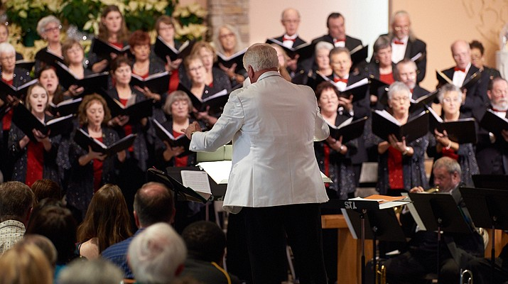 Celebrate the holidays with the Prescott Chorale