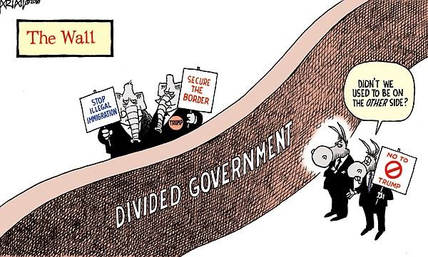 Editorial Cartoon: Dec. 14, 2018