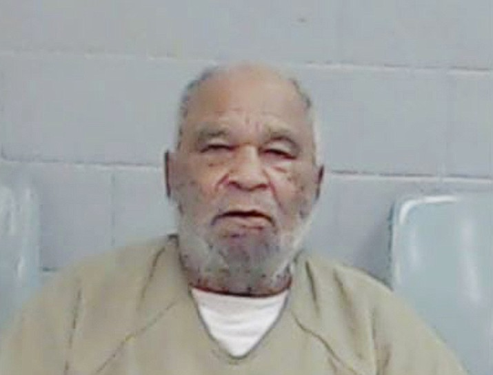 Samuel Little. The FBI says 78-year-old Little, who has confessed to some 90 killings nationwide spanning nearly four decades, offered his confessions as a bargaining chip to be moved from a California prison. (Ector County Texas Sheriff's Office via AP)