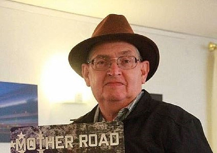 Route 66 author and historian Jim Hinckley will lead a walking tour of Kingman's historic downtown district at 3 p.m. Saturday. (COURTESY)