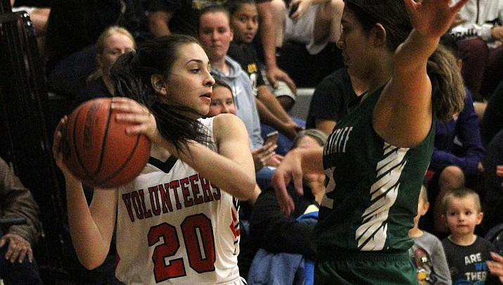 Prep Basketball: Lady Vols come up short in loss to Flagstaff