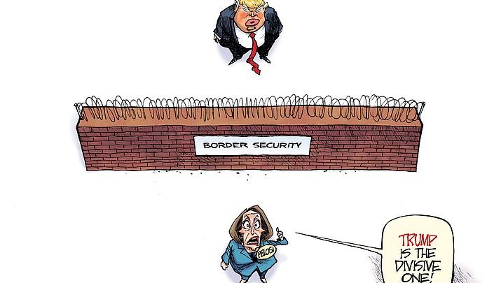 Editorial cartoon Dec. 17